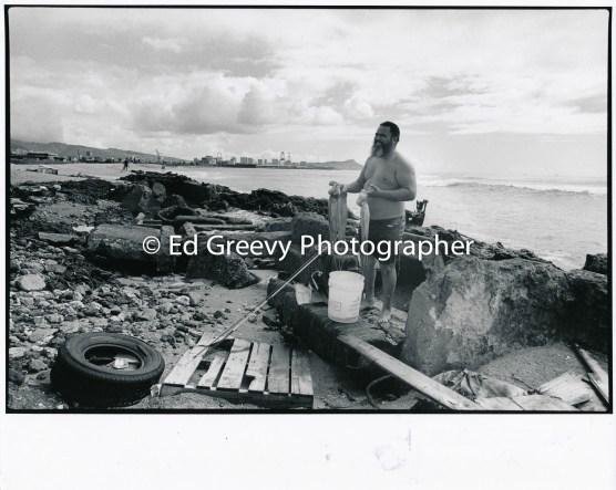 Sand Island Fisherman 4090-1-22A 11-10-1979