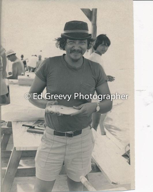 Sand Island fisherman 4091-5-1 11-11-79
