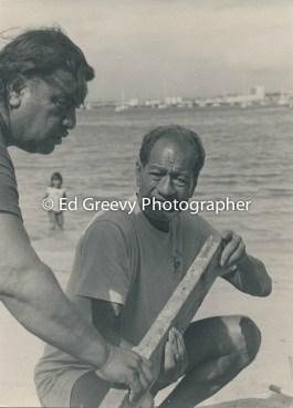 Sand Island fishermen 4093-1-67 11-25-79