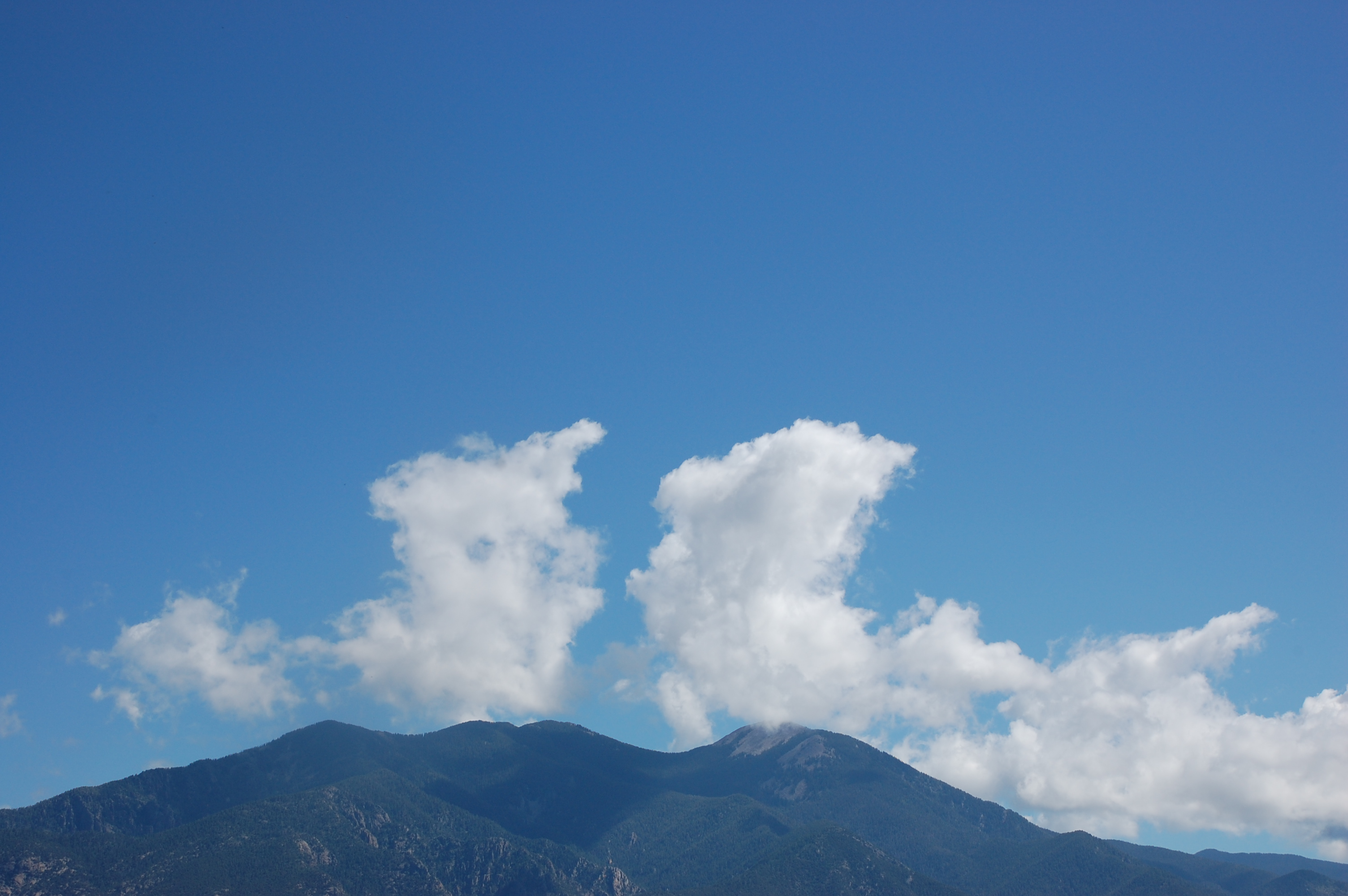 taos mountains by amara ann bertorelli