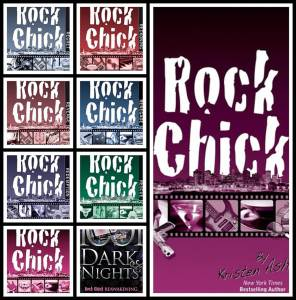 Series Review: Rock Chick by Kristen Ashley