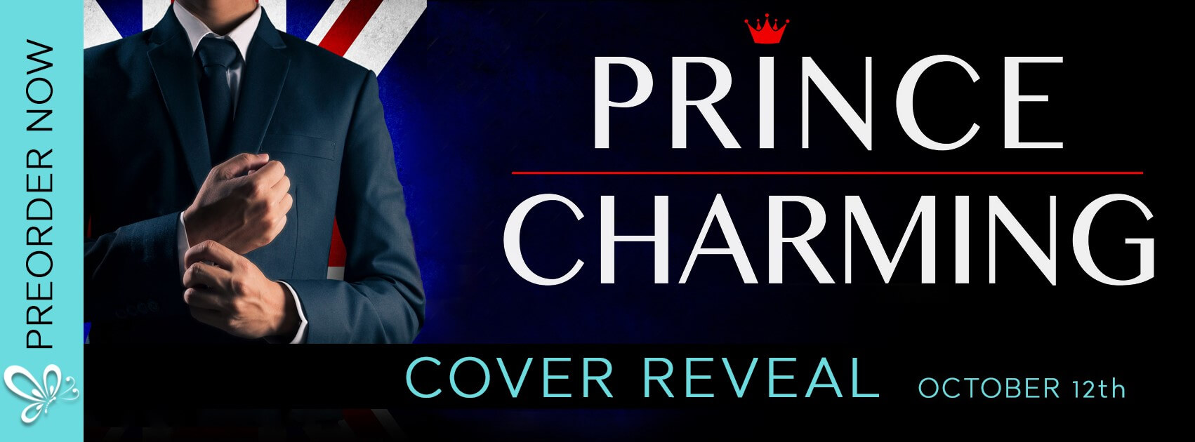 Cover Reveal: Prince Charming by CD Reiss