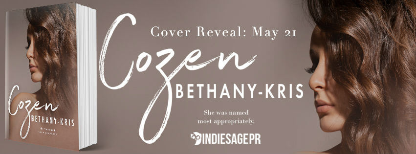 Cover Reveal, Excerpt & Giveaway: Cozen by Bethany-Kris