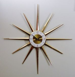 Revelation Clock --vintage-clocks-antique-clocks