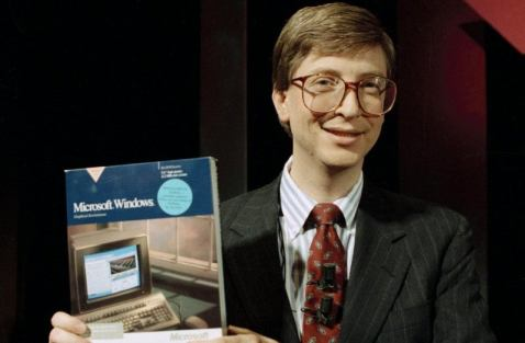 BillGates Win30