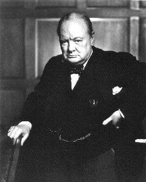 Winston Churchill 2 Picture