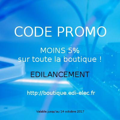 EDILANCEMENT code promo