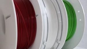 PLA filament plastique