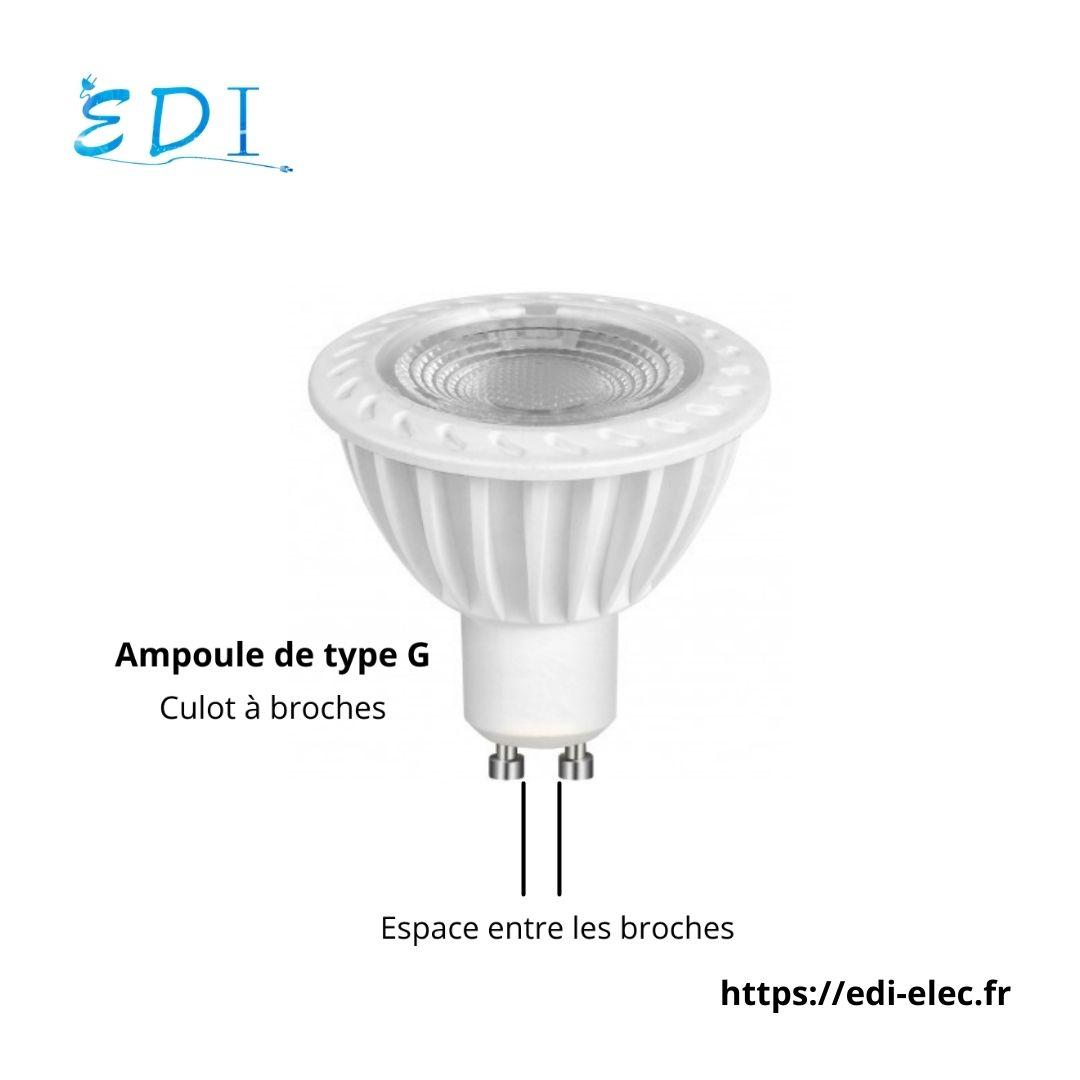 Ampoule de type G