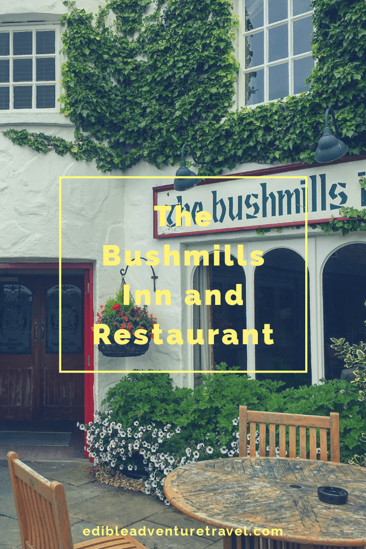 If you are in Bushmills, make sure to stop in here for a bite to eat!