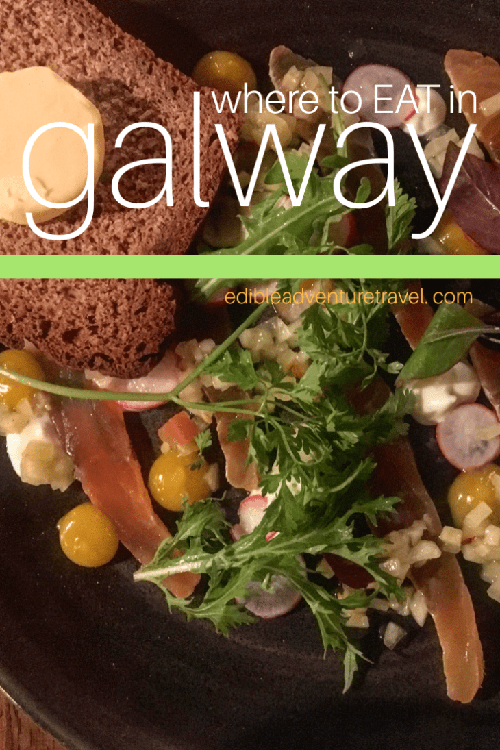 Looking for a place to eat in Galway. This list has you covered for a good meal!