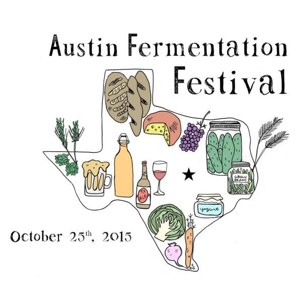 Austin Fermentation Festival 2015