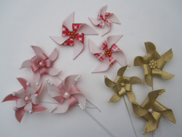 edible pinwheels