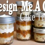 Mason Jar Cake Tutorial