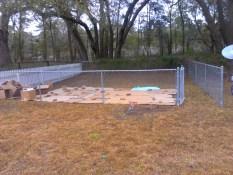 Sheet mulching lays the foundation for the Mandala Garden!