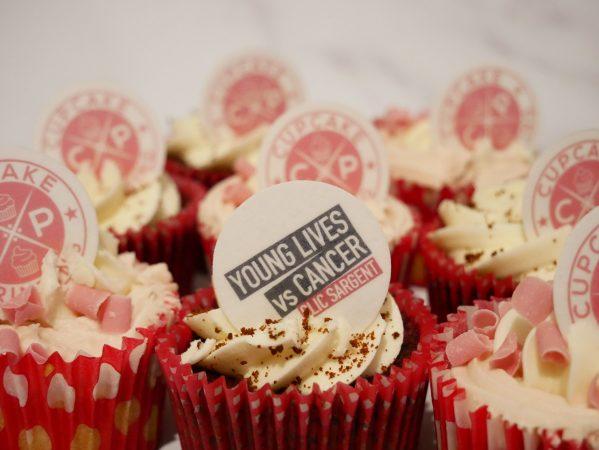 Clic Sargent Charity Cupcake Decoration
