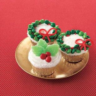 christmascupcakes
