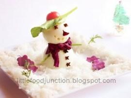 eggy snowman