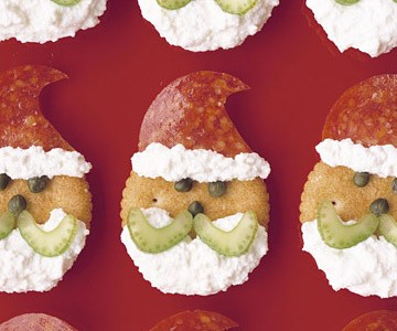 Santa Appetizers