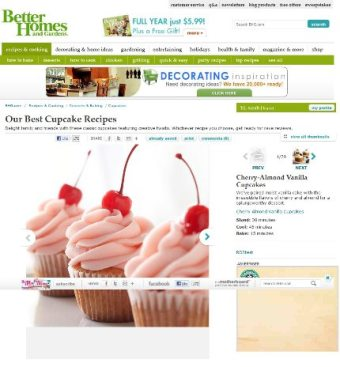"""better homes and gardens recipes"""
