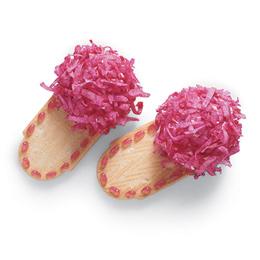 slipper cookies
