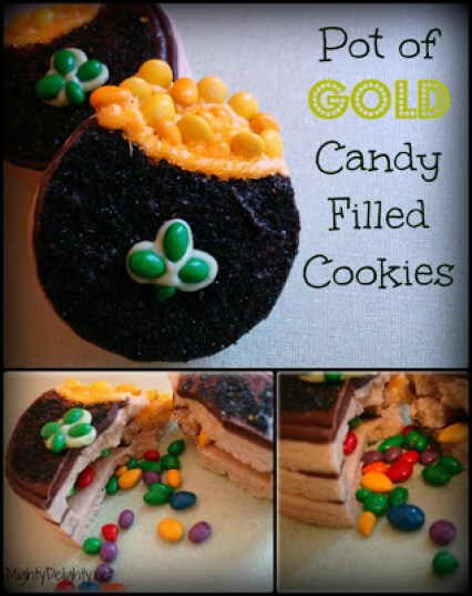 st patricks day cookies