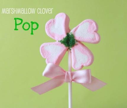 marshmallow clover pop