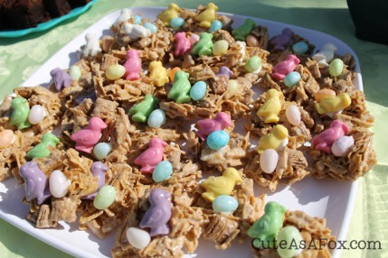 Bird-Nest-Treats-Plate