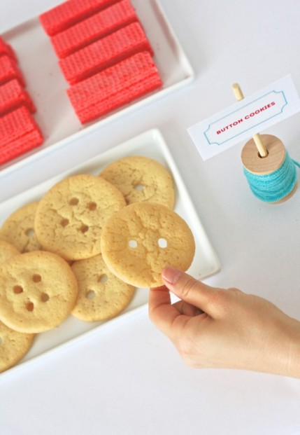 buttoncookies