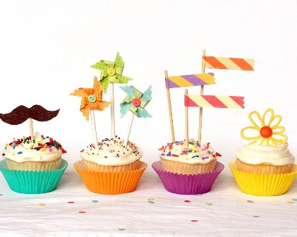 cupcake.toppers.ideas
