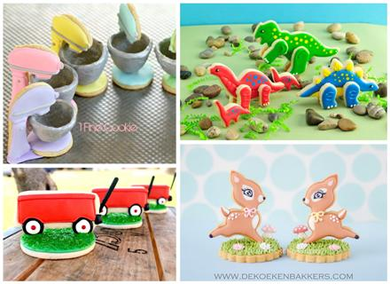 Incredible 3D Decorated Cookies