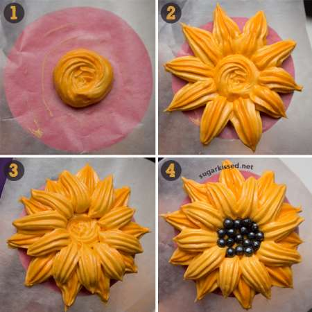 Easy-Stunning-Dimensional-Icing-Flowers