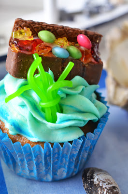 zucchini-sea-cupcakes