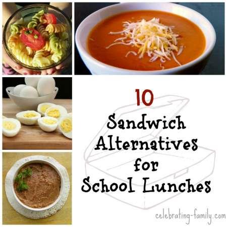 Sandwich-Alternatives-for-School-Lunches