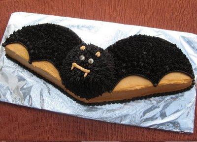 Bat Cake 10