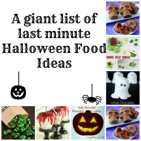 giant-list-last-minute-Halloween-foods