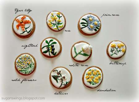 Catching Fire Cookies