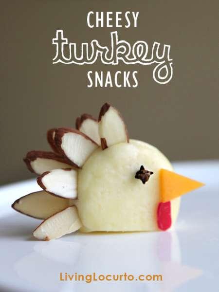 CheesyTurkeySnack