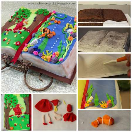 book-cake-tutorial