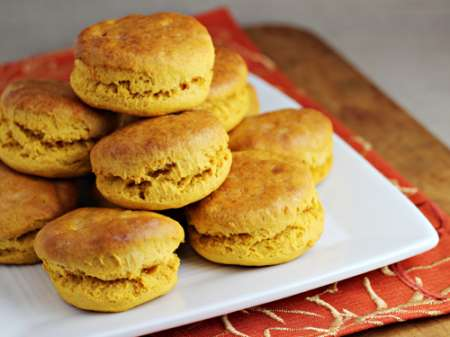 sweet potato biscuit