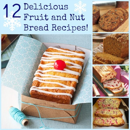 date-nut-bread-recipes