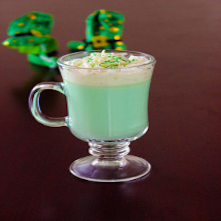 St. Patty's Hot Cocoa