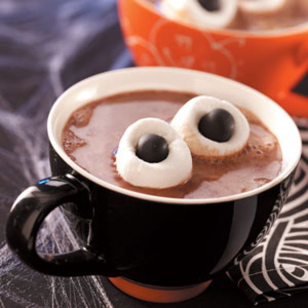 Ogre Eyes Hot Cocoa Recipe - Taste of Home