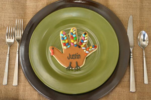handprint-turkey-cookies