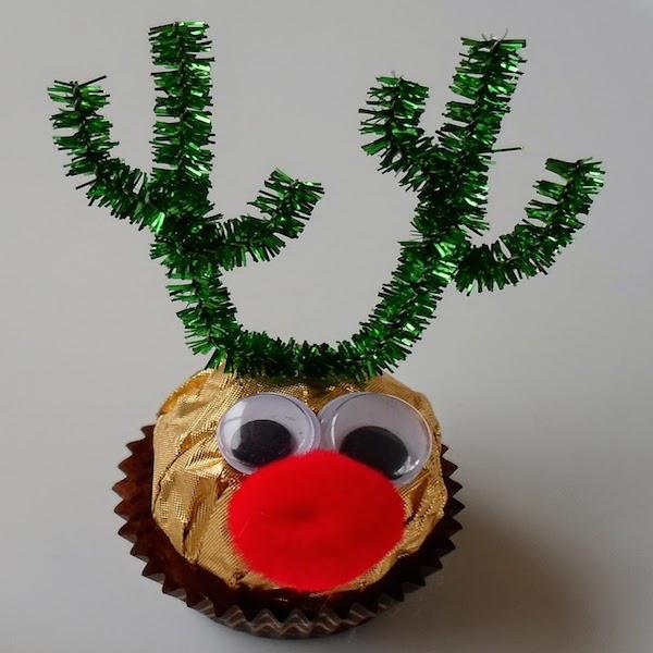 Ferrero Rocher Reindeer