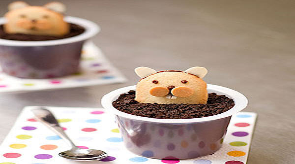 groundhog pudding