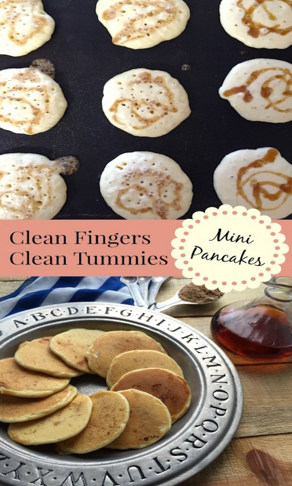 Clean-Fingers-Clean-Tummies-Mini-Pancakes