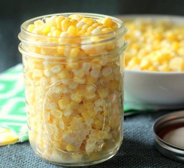 freezer corn