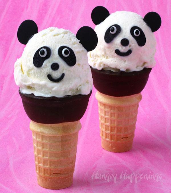 ice-cream-cone-pandas