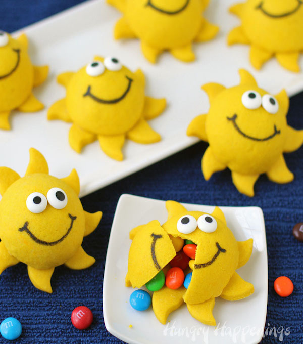 sunshine-pinata-cookies-summer-treats-